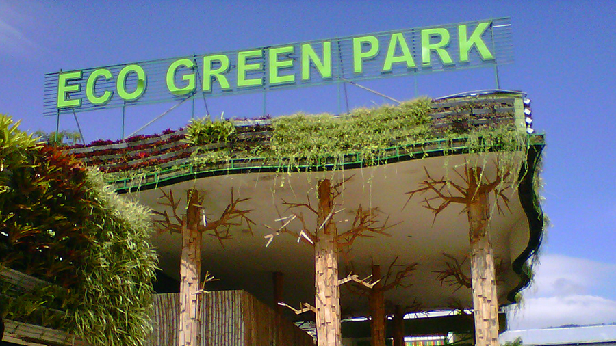 4.Eco Green Park