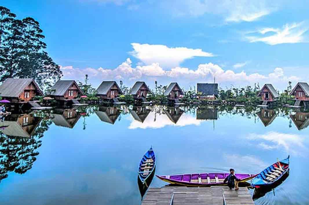 Destinasi Wisata Yang Hits di Bandung