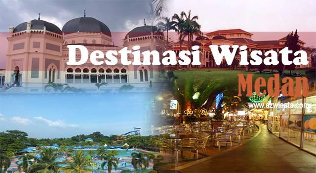 10 Rekomendasi Tempat Wisata di Medan yang Asik dan Menyenangkan