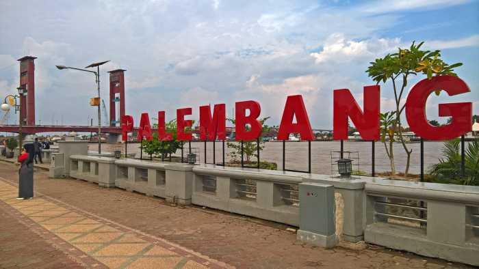 15 Objek Wisata Palembang Terfavorit dan Wajib Dikunjungi