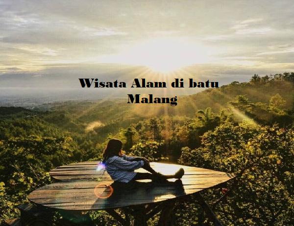 4 Rekomendasi Wisata Alam di Kawasan Batu Malang