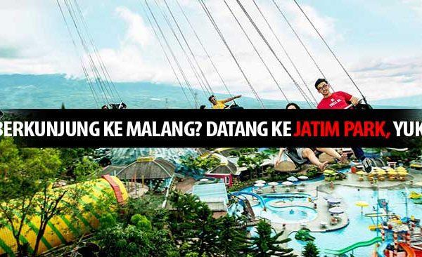 Berkunjung ke Malang? Datang ke Jatim Park, yuk!