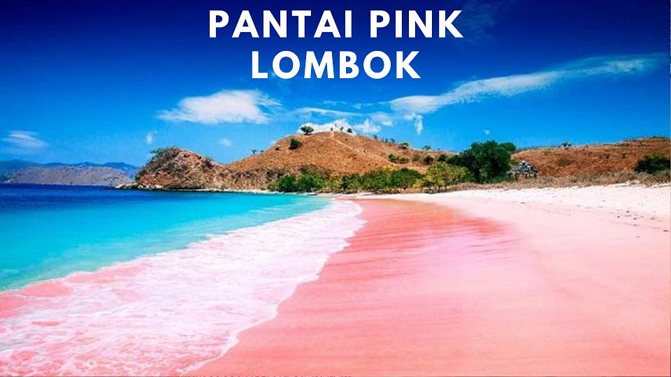 Pantai Pink - Lombok