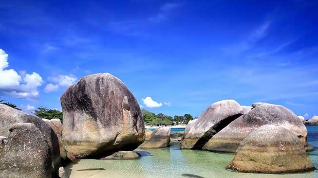 Taman Batu Granit Indah