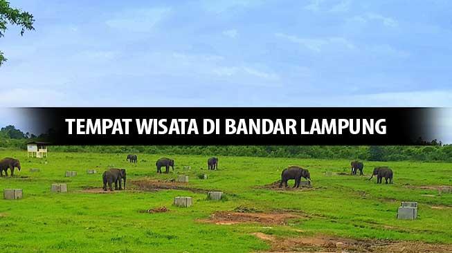 Tempat Wisata Terbaik di Bandar Lampung