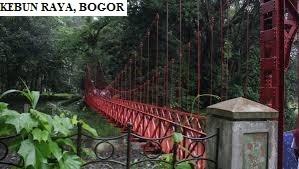Kebun Raya, Bogor