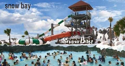 Snow Bay