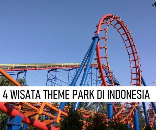 4 WISATA THEME PARK DI INDONESIA