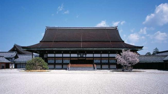 Istana Kaisar Kyoto