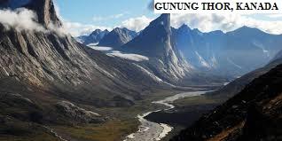 Gunung Thor, Kanada