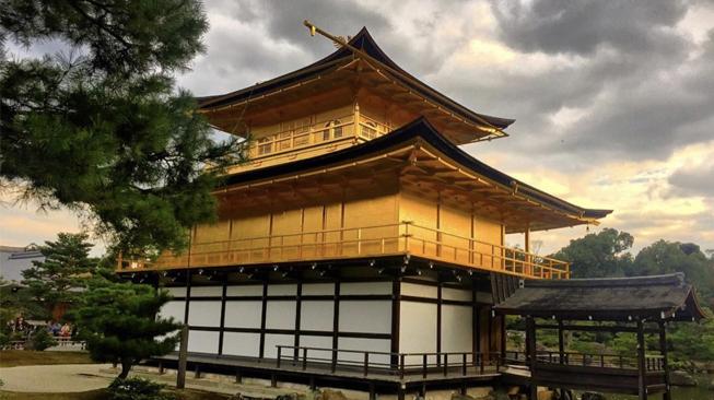 Kuil Kinkakuji