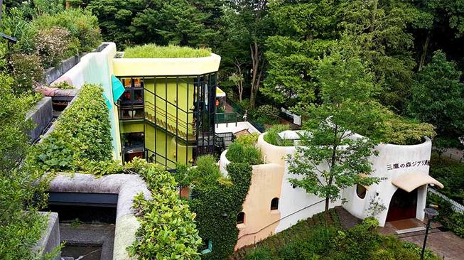Museum Ghibli Mitaka no Mori, Mitaka