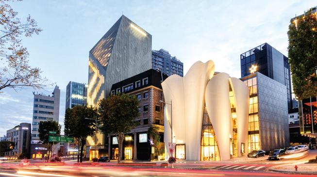 Cheongdam Fashion Street